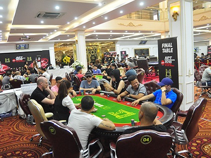 APT HCM Main Event: Day 2 Live Updates